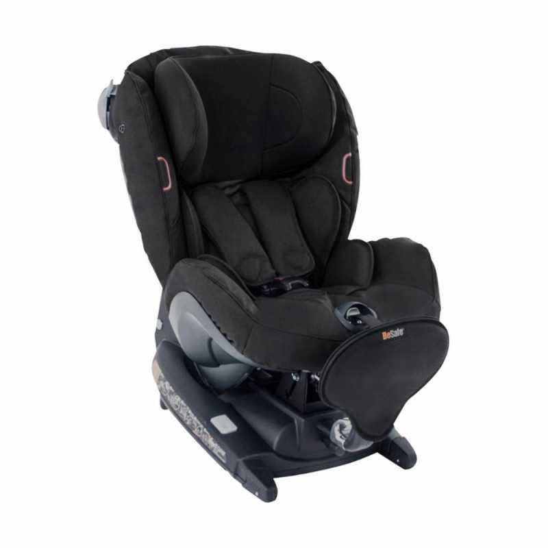 BeSafe Izi Combi X4 ISOFIX, Fresh Black Cab BeSafe - 1