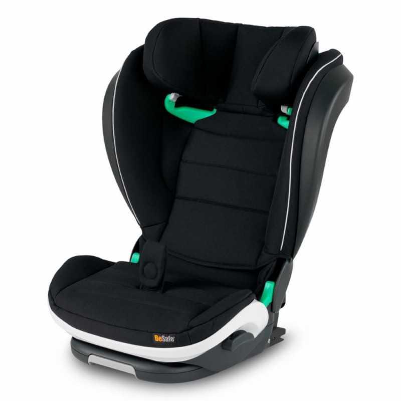 BeSafe Izi Flex Fix i-Size, Fresh Black Cab BeSafe - 1