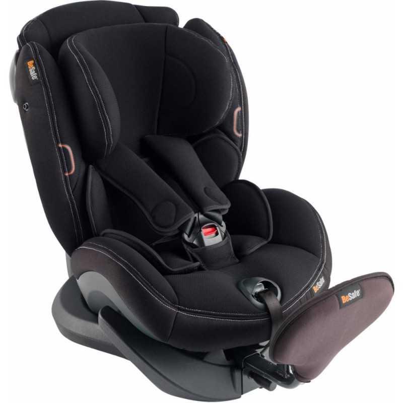 BeSafe Izi PLUS X1, Black Car Interior BeSafe - 1