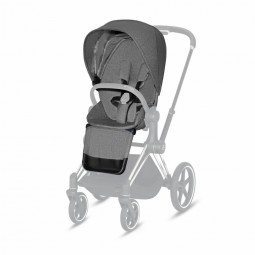 Cybex Priam Istuin Plus, Manhattan Grey Plus Cybex - 1