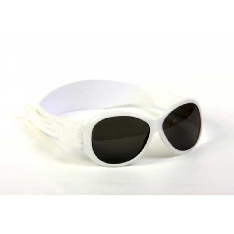 BabyBanz RETRO Aurinkolasit, Valkoinen Babybanz - 1