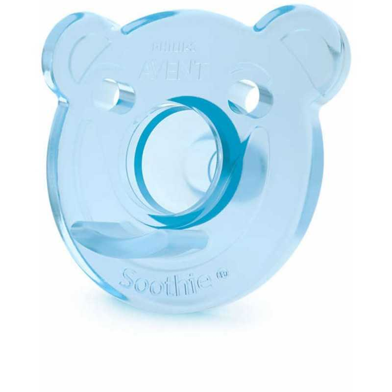 Avent Huvitutti Soothie shapes boy 0-3kk Avent - 2