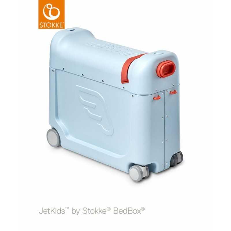 JetKids by Stokke Bedbox Matkalaukku, blue sky Stokke - 1