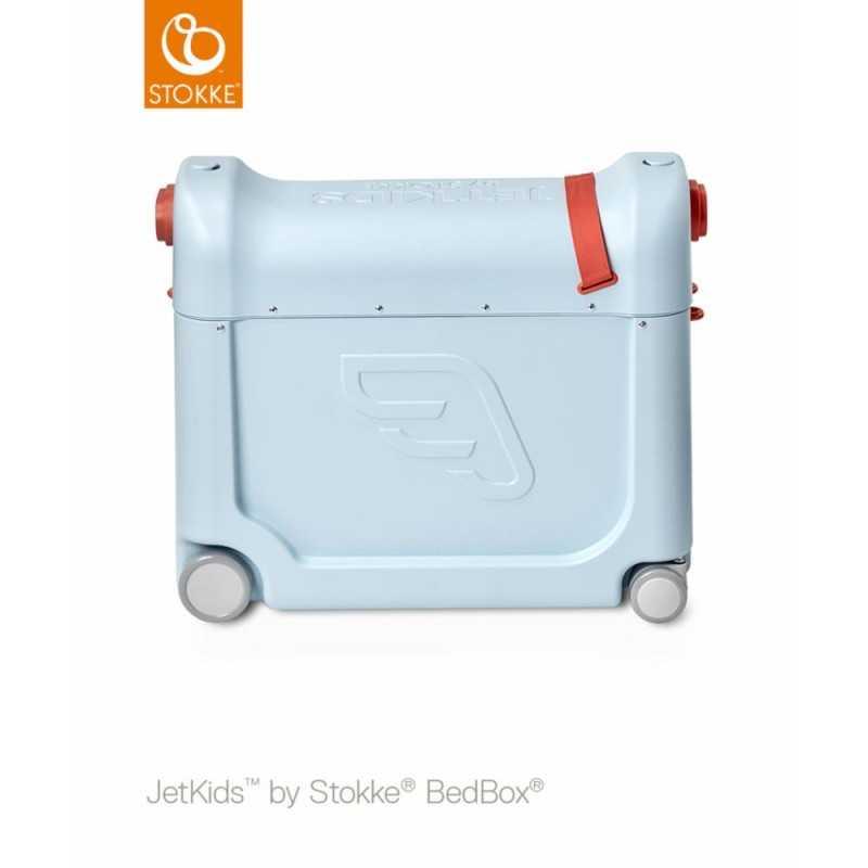 JetKids by Stokke Bedbox Matkalaukku, blue sky Stokke - 2