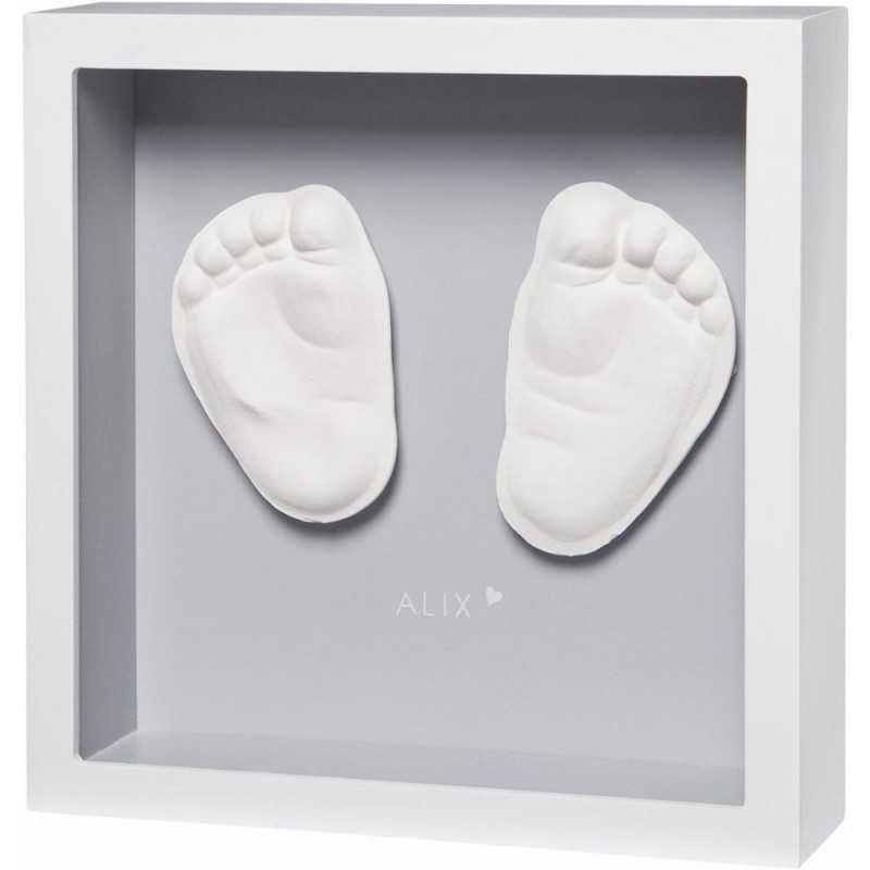 Baby Art My Little Steps, Valkoinen/Harmaa Baby Art - 1