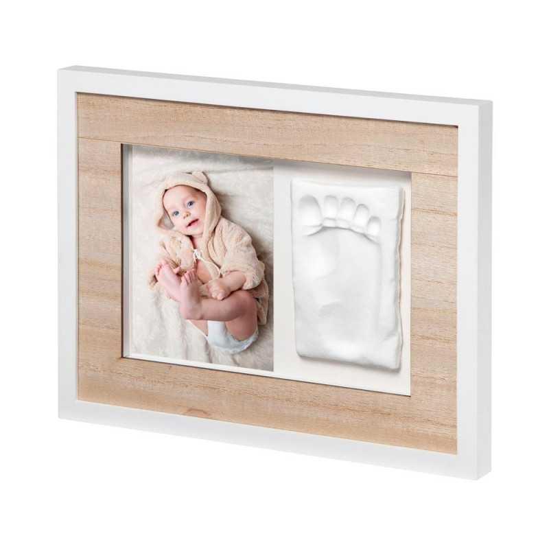 Baby Art Tiny Touch/Style, Valkoinen/Puu Baby Art - 1