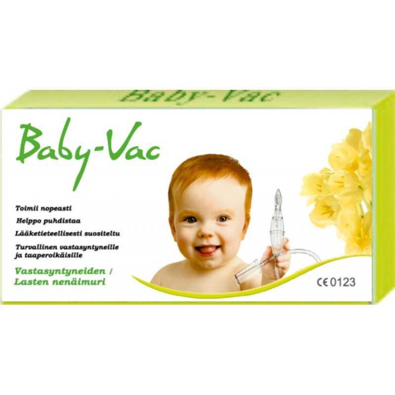 Babyvac Nenäimuri Baby Vac - 1