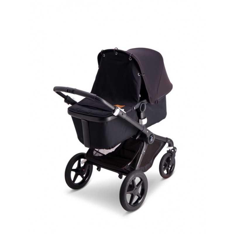 BabyWallaby Vaunuverho, Musta Baby Wallaby - 2