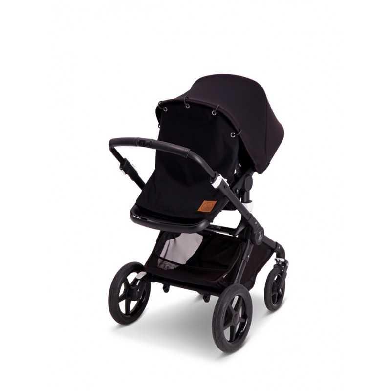 BabyWallaby Vaunuverho, Musta Baby Wallaby - 3