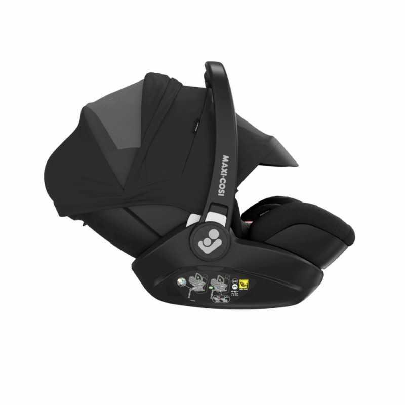 Maxi-Cosi Marble I-Size + Jalusta, Essential Black MaxiCosi - 2