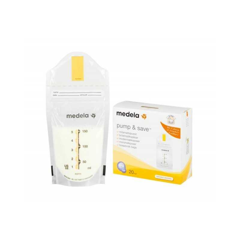 Medela Maidonsäilytyspussit 25kpl Medela - 1