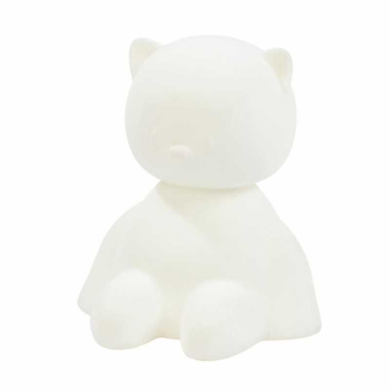 Nattou Lapidou Yövalo silikoni, Kissa Nattou - 1