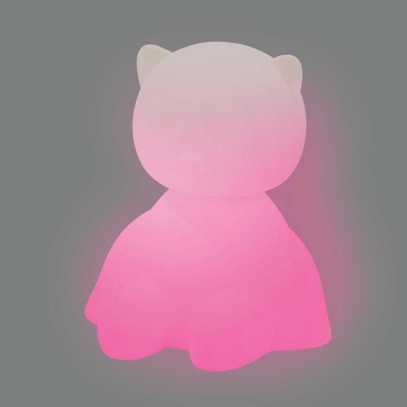 Nattou Lapidou Yövalo silikoni, Kissa Nattou - 3