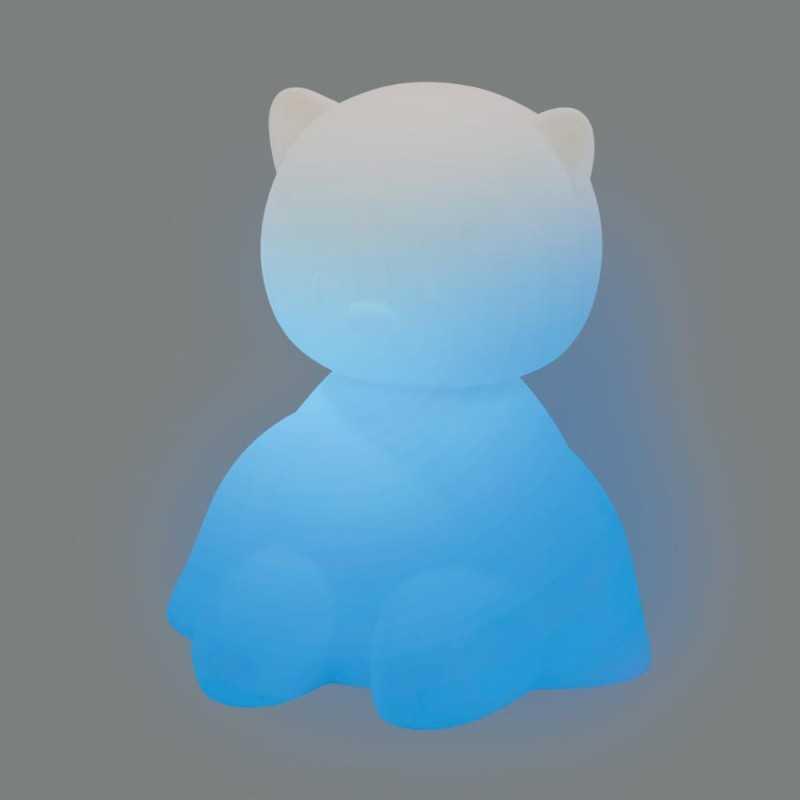Nattou Lapidou Yövalo silikoni, Kissa Nattou - 5