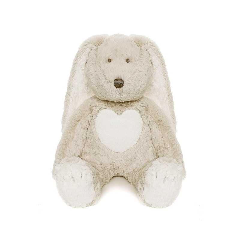Teddykompaniet Cream Kaniini Mini, Harmaa 24cm Teddykompaniet - 1