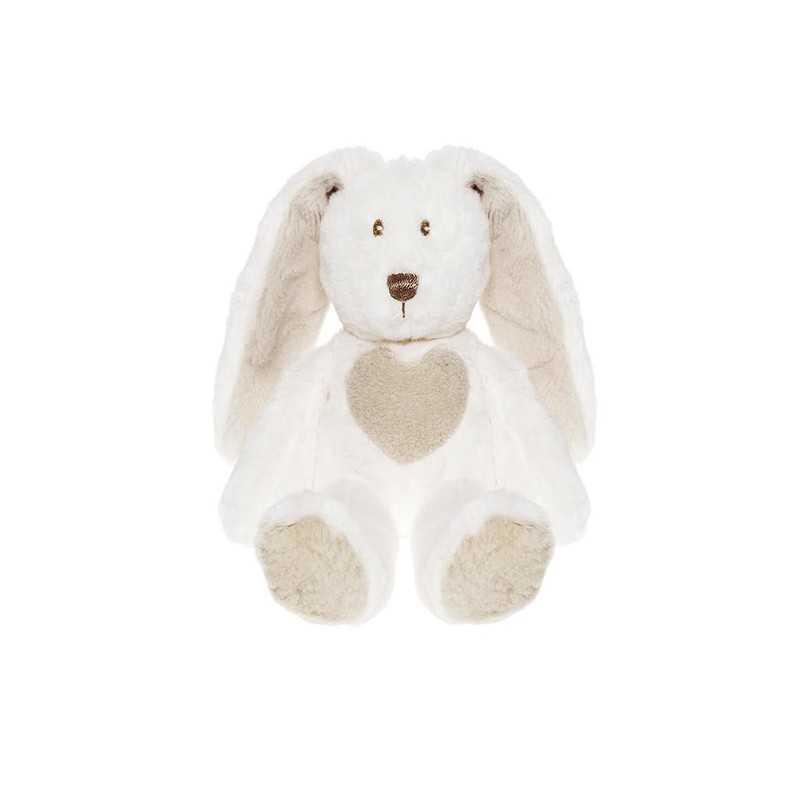 Teddykompaniet Cream Kaniini Mini, Valkoinen 24cm Teddykompaniet - 1