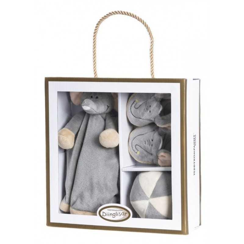 Teddykompaniet Lahjalaatikko, Elefantti Teddykompaniet - 1