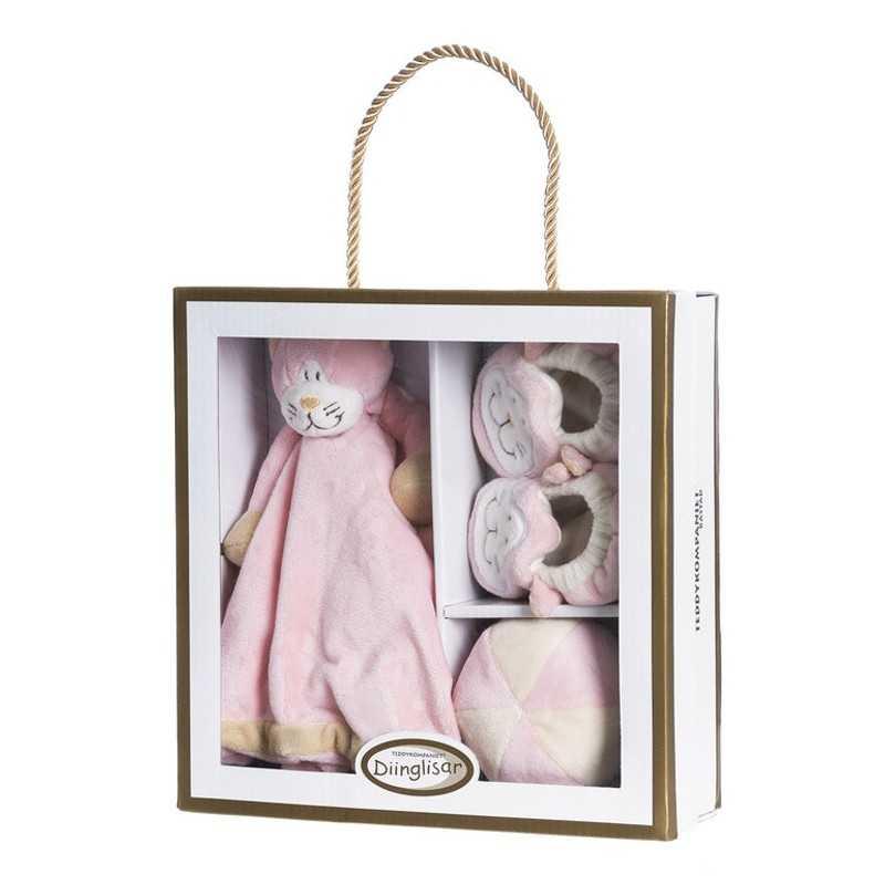 Teddykompaniet Lahjalaatikko, Kissa Teddykompaniet - 1