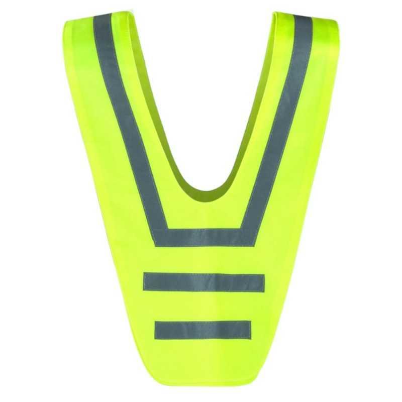 SafetyMaker Heijastinkauluri, Keltainen SafetyMaker - 1