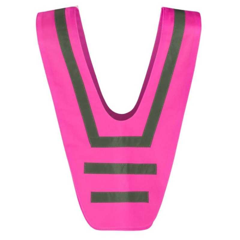SafetyMaker Heijastinkauluri, Pinkki SafetyMaker - 1