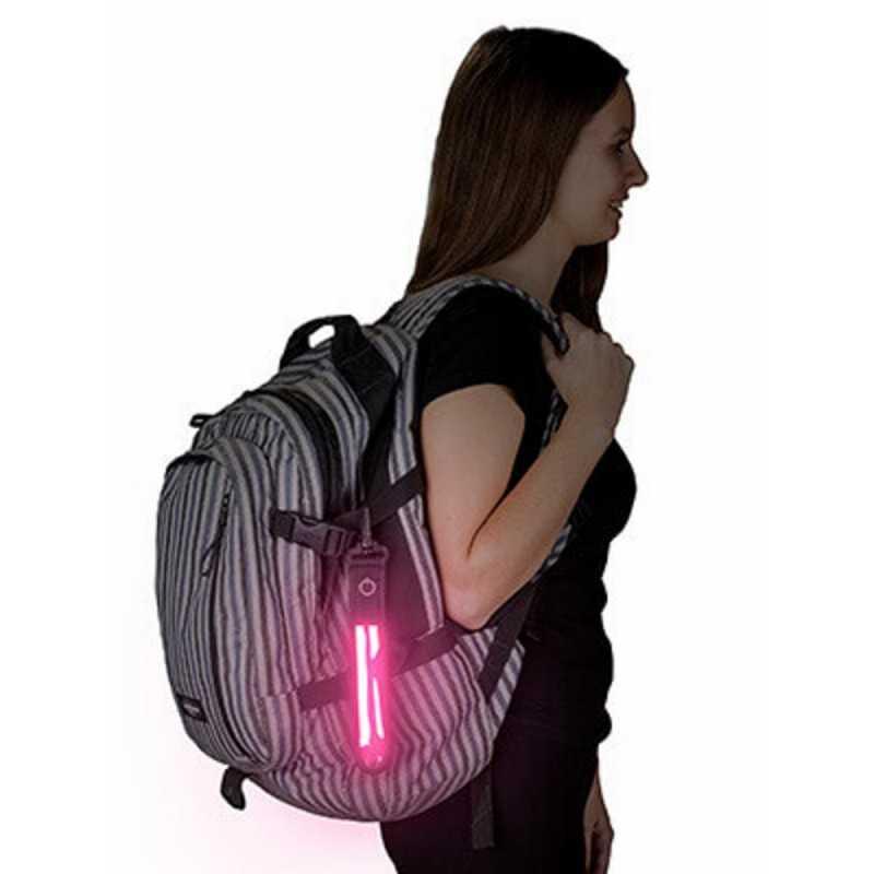 SafetyMaker LED-valo Roikkuva, Pinkki SafetyMaker - 2