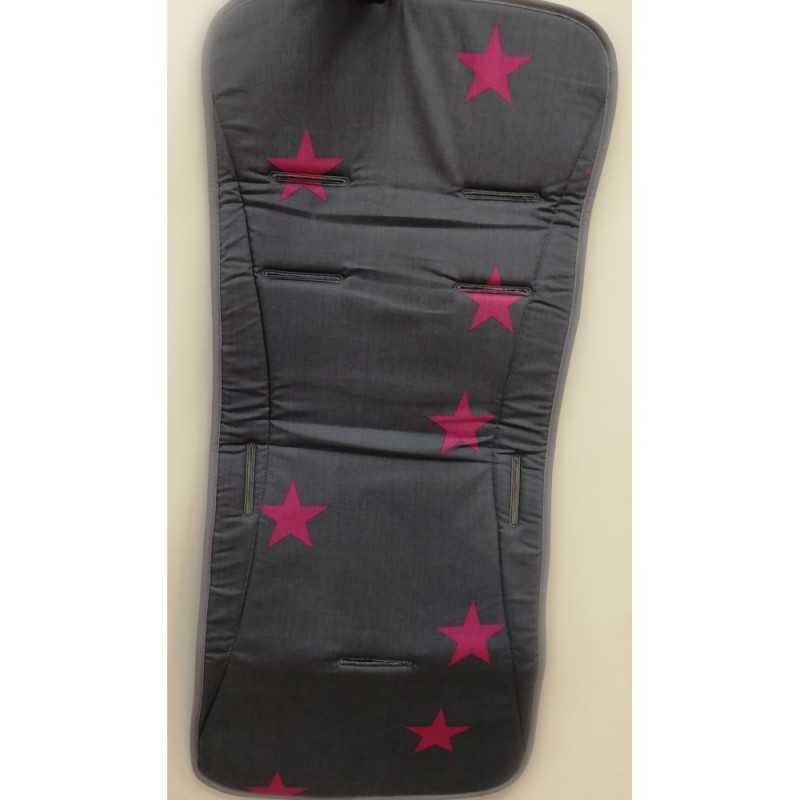 Simply Good Istuinsuoja, Pink Stars Simply Good - 1