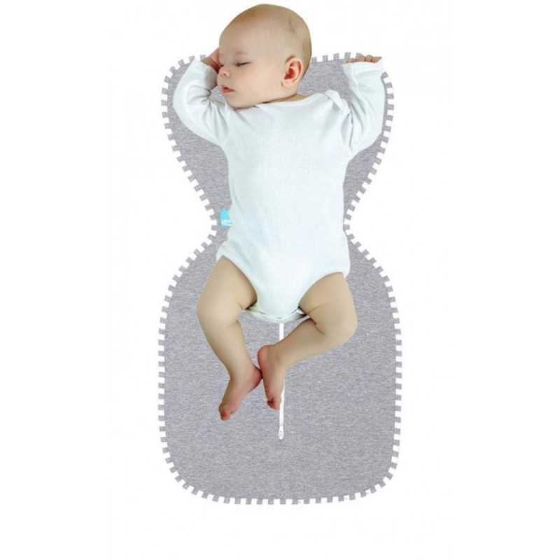 Love to Dream Swaddle Up Original, M, Harmaa Love to Dream - 2