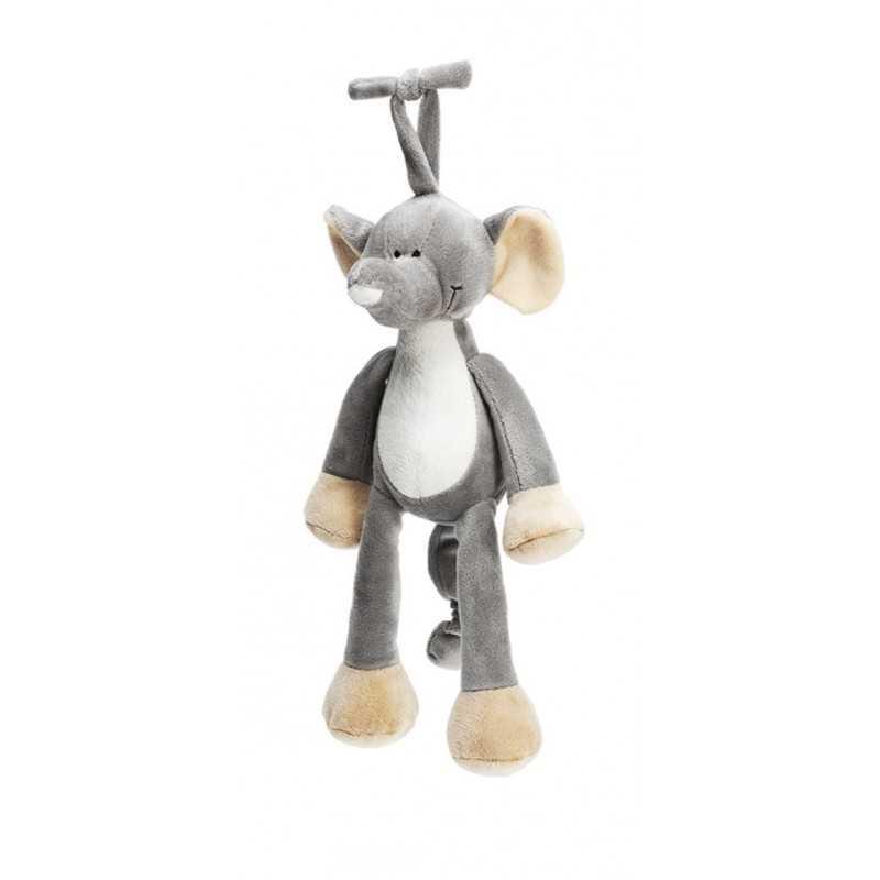Teddykompaniet Diinglisar Soittorasia, Elefantti Teddykompaniet - 1