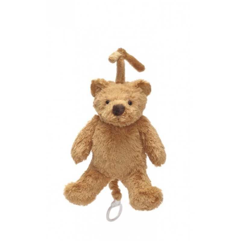 Teddykompaniet Soittorasia, Mange Teddykompaniet - 1
