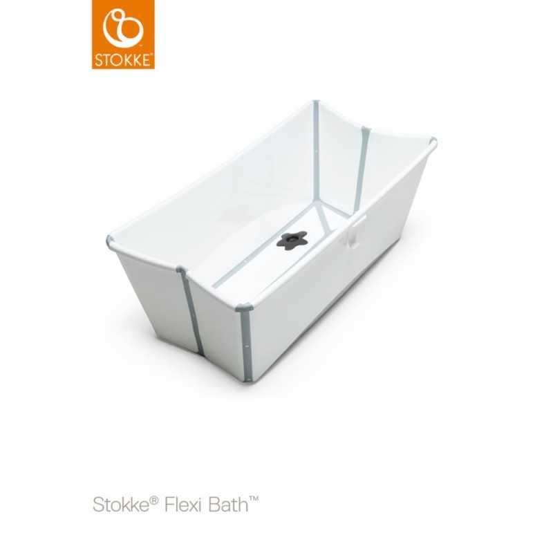 Stokke Flexi Bath, Taitettava amme, Valkoinen Stokke - 1
