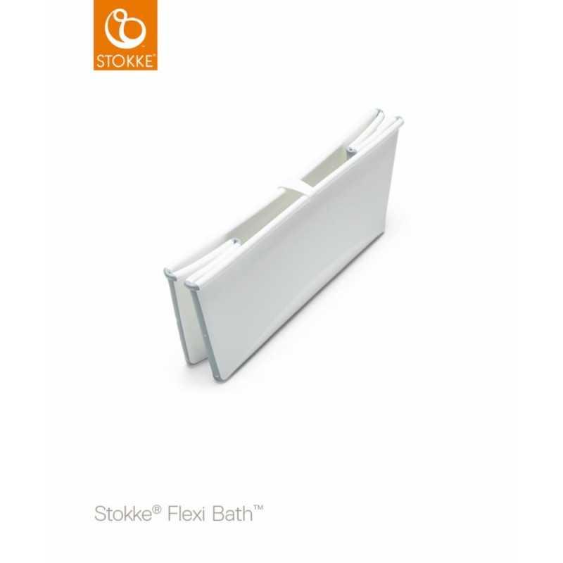 Stokke Flexi Bath, Taitettava amme, Valkoinen Stokke - 2