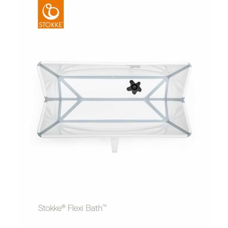 Stokke Flexi Bath, Taitettava amme, Valkoinen Stokke - 3