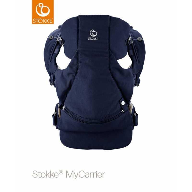 Stokke MyCarrier Front carrier, kantoreppu, Blue Stokke - 1