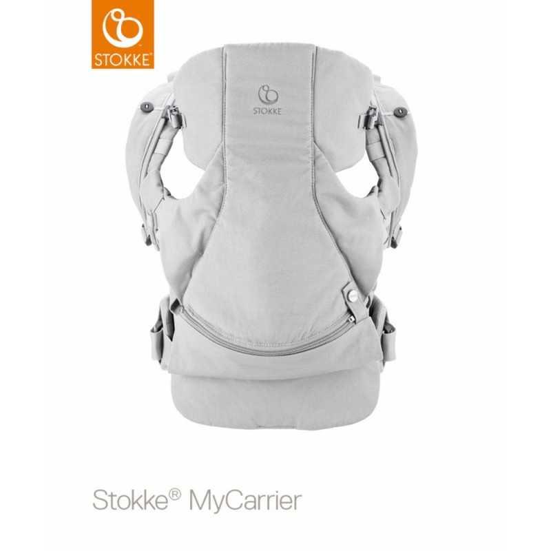 Stokke MyCarrier Front and Back, OCS Grey Stokke - 1