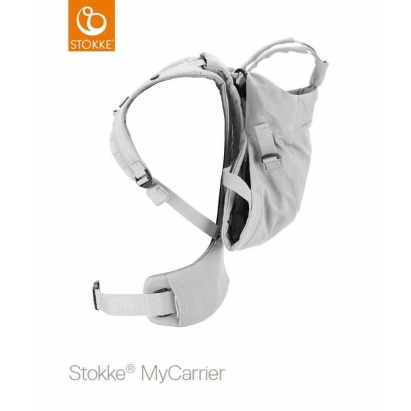 Stokke MyCarrier Front and Back, OCS Grey Stokke - 3