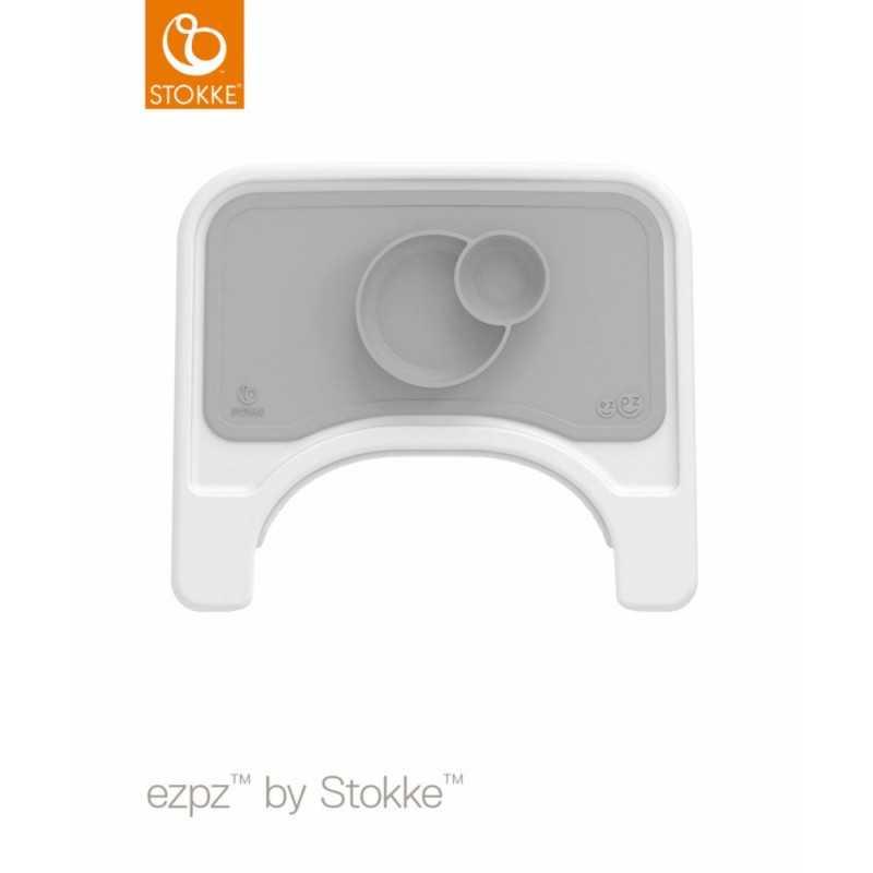 Stokke Steps Ruokailualusta, Harmaa Stokke - 2