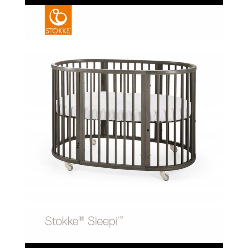 Stokke Sleepi Bed pinnasänky, Hazy grey Stokke - 1