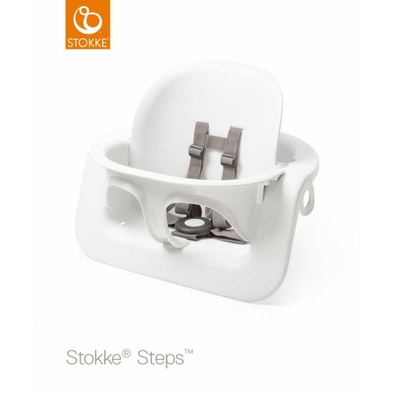 Stokke Steps Baby set, Valkoinen Stokke - 1
