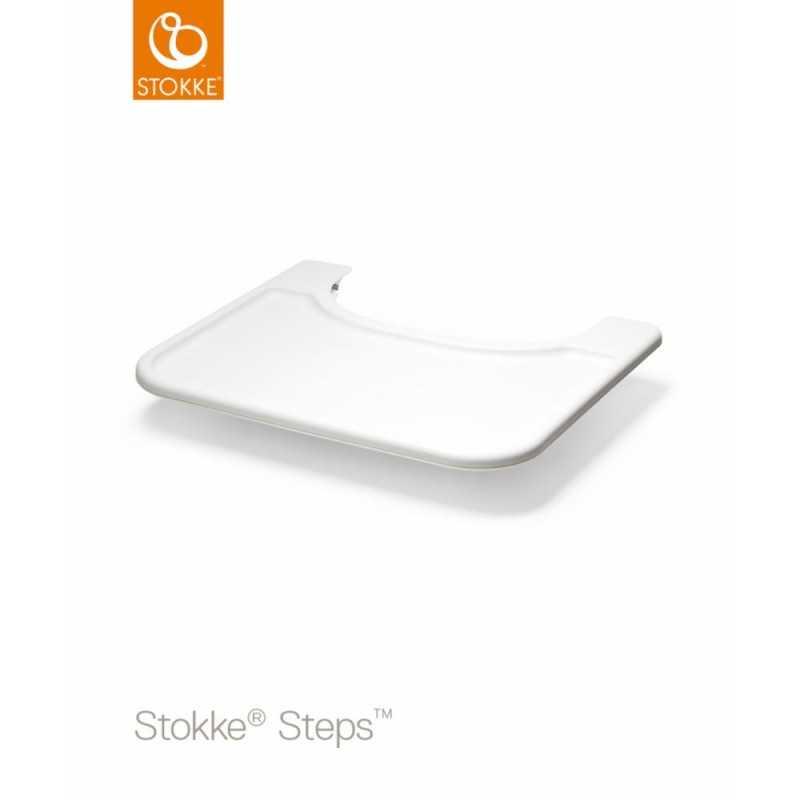 Stokke Steps Tray Tarjotin, Valkoinen Stokke - 1