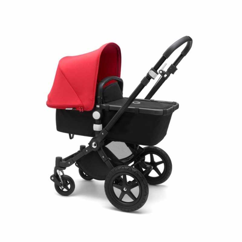 Bugaboo Cameleon3 Plus Complete, Black/Red Bugaboo - 2