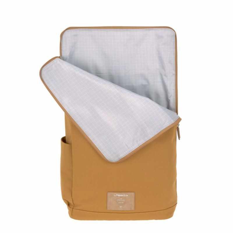 Lässig Rolltop Backpack, Curry Lässig - 5