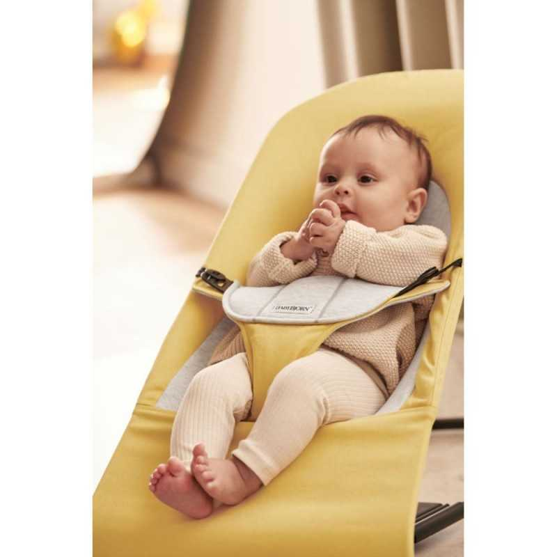 Baby Björn Babysitteri Balance, Soft Keltainen Baby Björn - 3