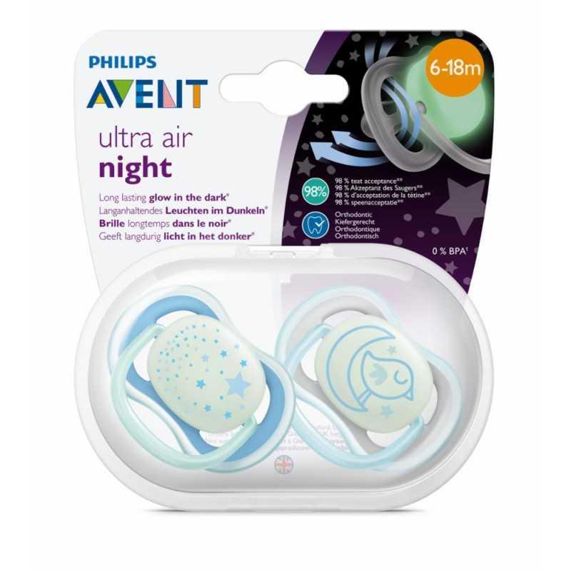 Avent huvitutti Night 6-18kk sininen Avent - 1