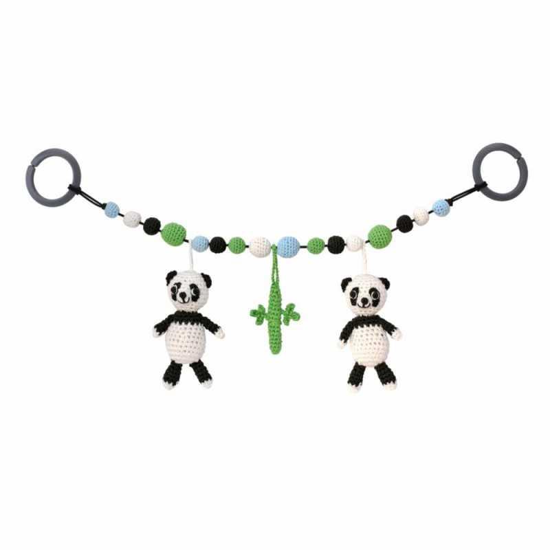 Sindibaba Virkattu Vaunulelu, Panda Sindibaba - 1