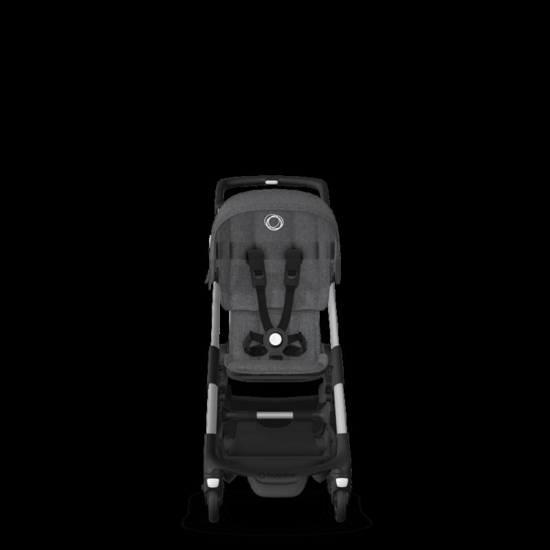Paketti Bugaboo Ant, Alu runko - Grey Melange/Grey Melange Bugaboo - 4