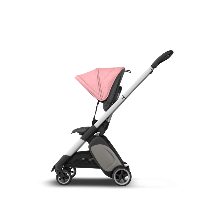 Paketti Bugaboo Ant, Alu runko - Grey Melange/Pink Melange Bugaboo - 3