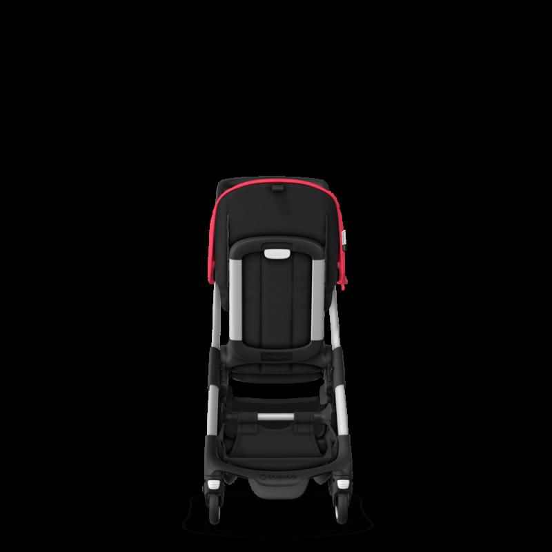 Paketti Bugaboo Ant, Alu runko - Black/Neon Red Bugaboo - 7