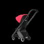 Paketti Bugaboo Ant, Black runko - Black/Neon Red Bugaboo - 2