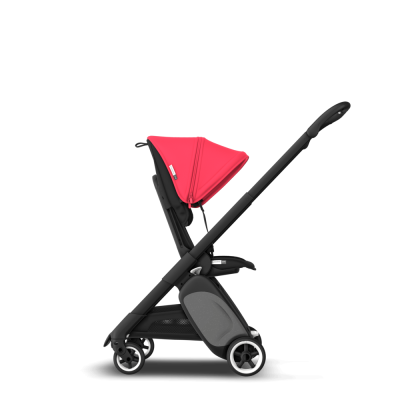 Paketti Bugaboo Ant, Black runko - Black/Neon Red Bugaboo - 3