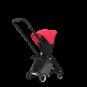 Paketti Bugaboo Ant, Black runko - Black/Neon Red Bugaboo - 5